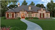 View house Plan#106-1271