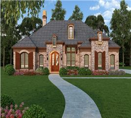 House Plan #106-1271