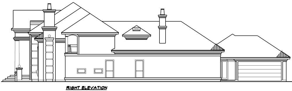 106-1273 right elevation