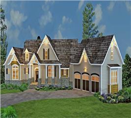 House Plan #106-1274