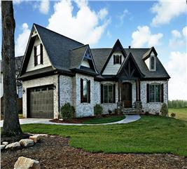 House Plan #106-1275