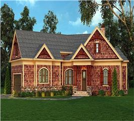 House Plan #106-1276