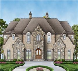 House Plan #106-1277