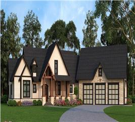 House Plan #106-1279