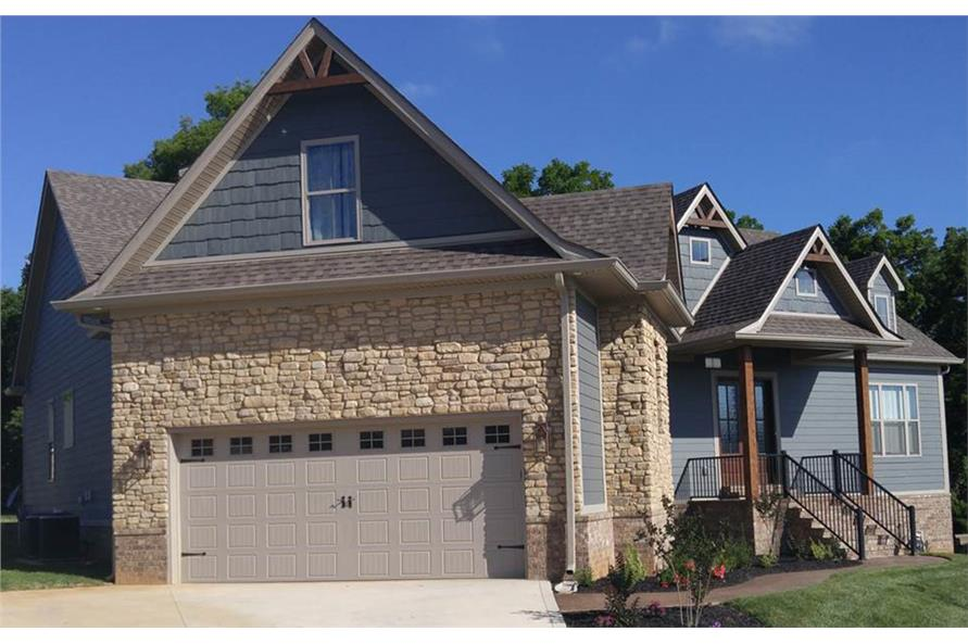 Garage of this 3-Bedroom,2430 Sq Ft Plan -2430
