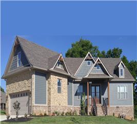 House Plan #106-1281