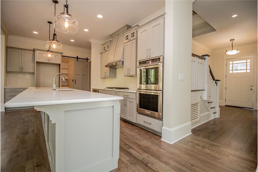 106-1282: Home Interior Photograph-Kitchen