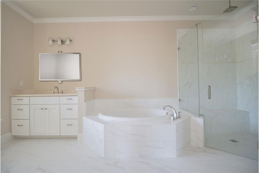 106-1282: Home Interior Photograph-Master Bathroom