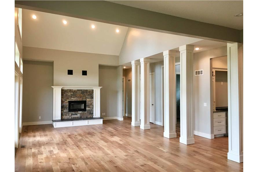 Great Room of this 3-Bedroom,2531 Sq Ft Plan -2531