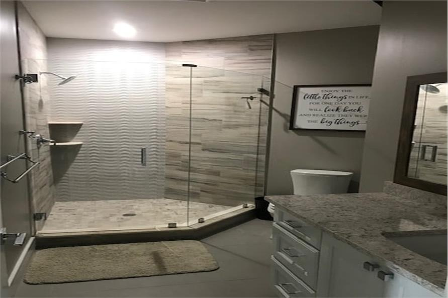 Bathroom of this 3-Bedroom,2531 Sq Ft Plan -2531