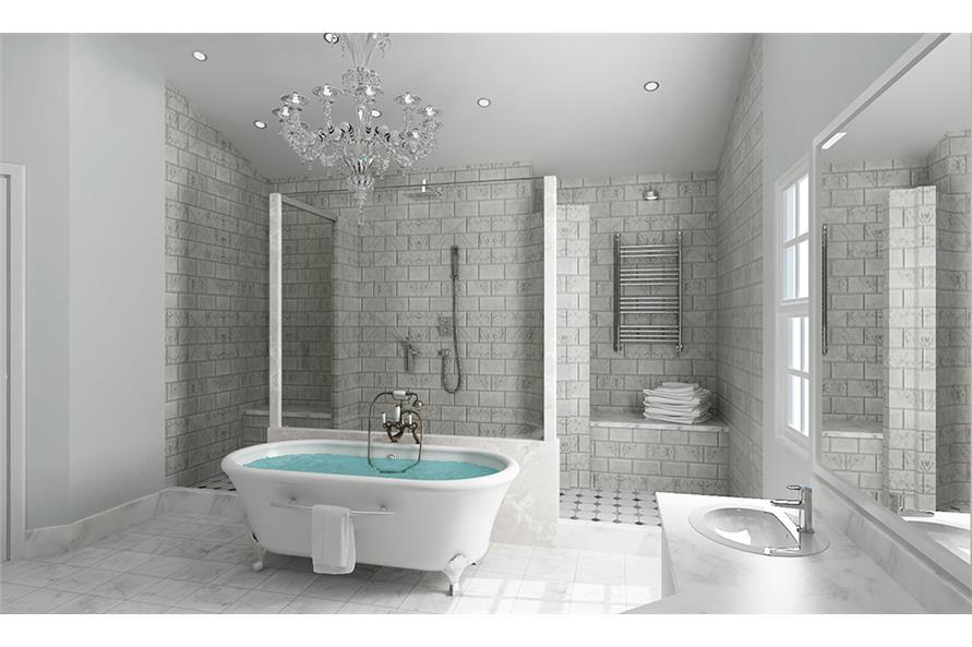 106-1283: Home Interior Photograph-Bathroom