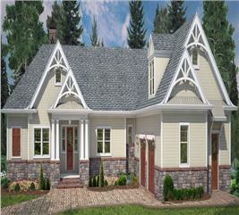House Plan #106-1285