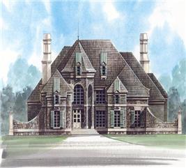 House Plan #106-1293