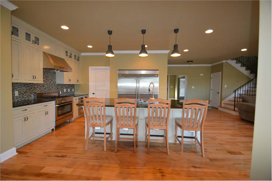 106-1296: Home Interior Photograph-Kitchen