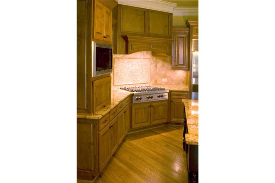 106-1312: Home Interior Photograph-Kitchen