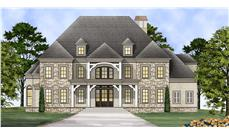 View New House Plan#106-1312