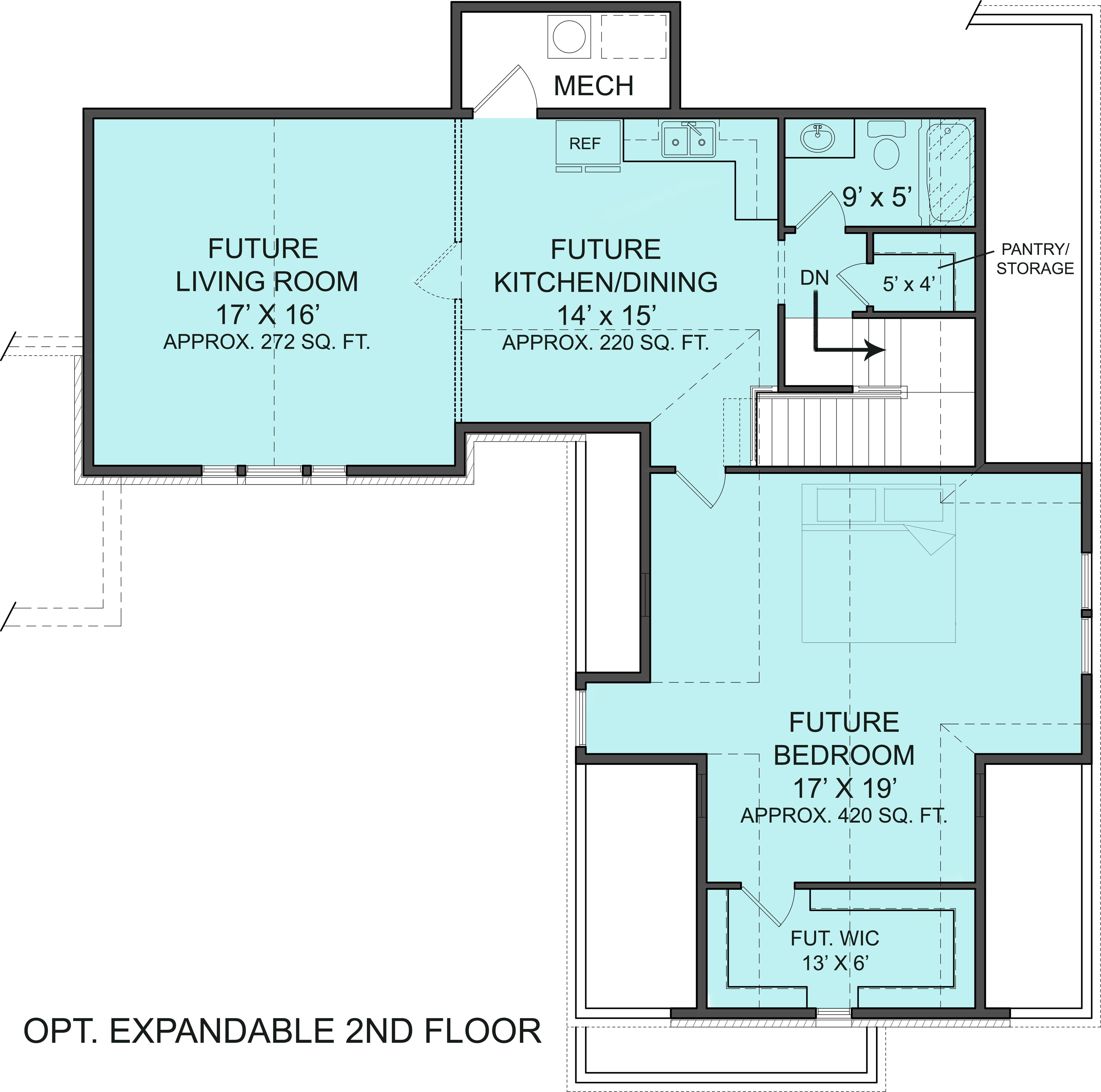 Garage with living space floor plans best free home for Garage floor plans with living space