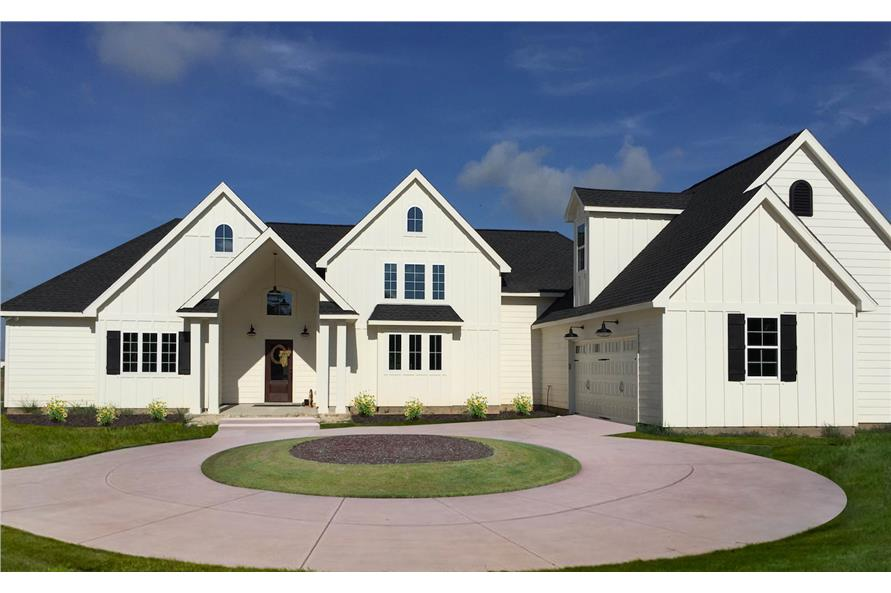 3 bedrm 1999 sq ft craftsman house plan 106 1313 for Craftsman house plans with mother in law suite