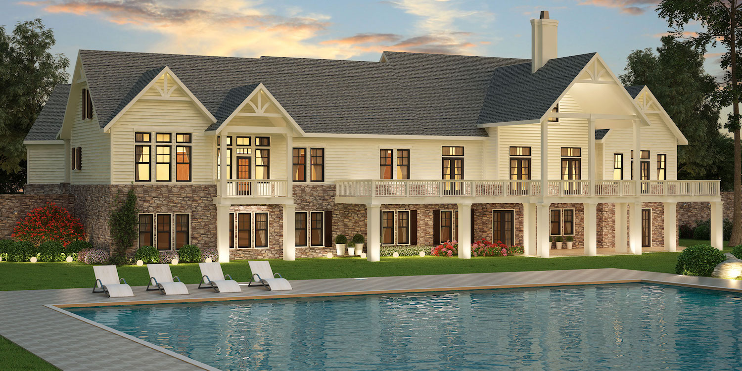 3 Bedrm 2830 Sq Ft Luxury House Plan 106 1315