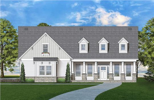 House Plan #Holly Cottage