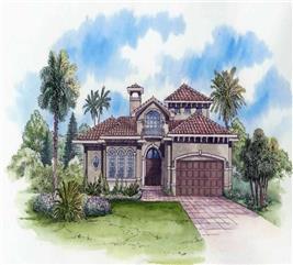 House Plan #107-1001