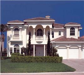 House Plan #107-1006