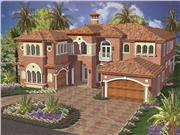 View house Plan#107-1009