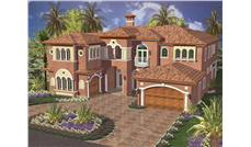Main image for luxury house plan # 18886