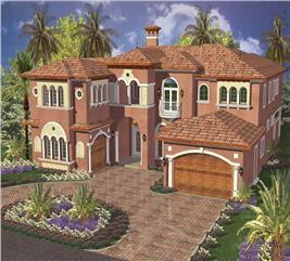 House Plan #107-1009
