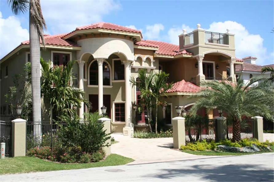Luxury Home With 6 Bdrms 6664 Sq Ft Floor Plan 107 1011