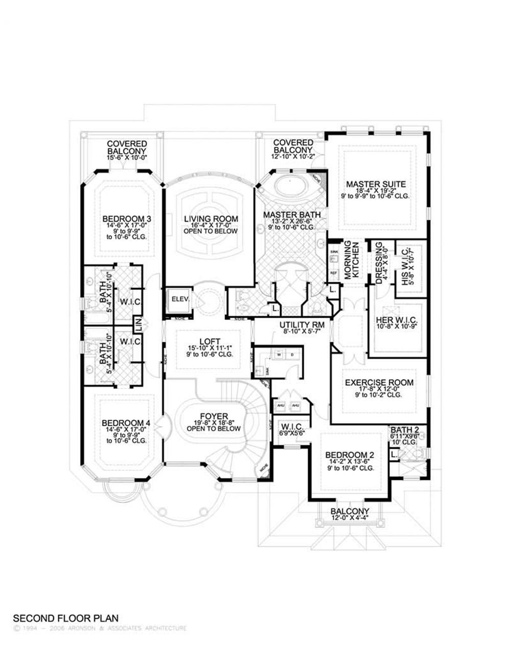 HOME PLAN OF AA