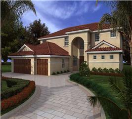 House Plan #107-1012