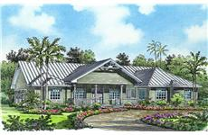 Main image for house plan # 18759