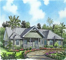 House Plan #107-1019