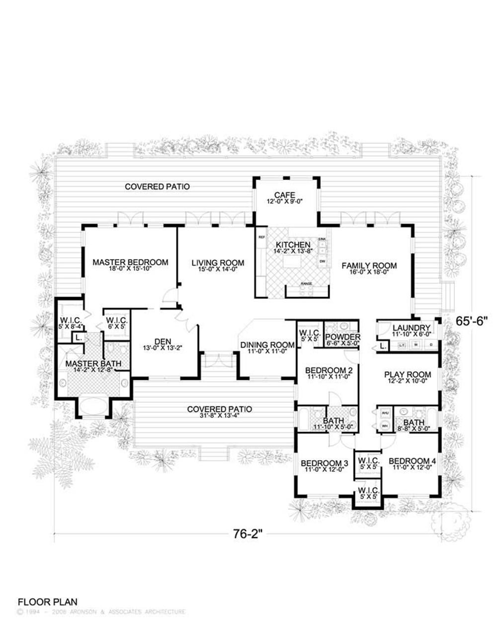 HOME PLAN AA