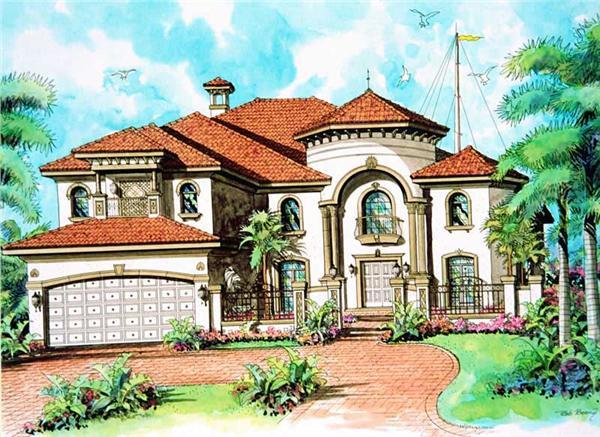 HOUSE PLAN AA