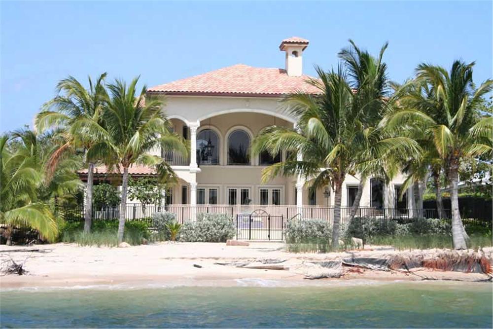 Beach and Coastal House Plans