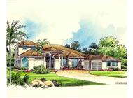 Main image for luxury house plan # 18888