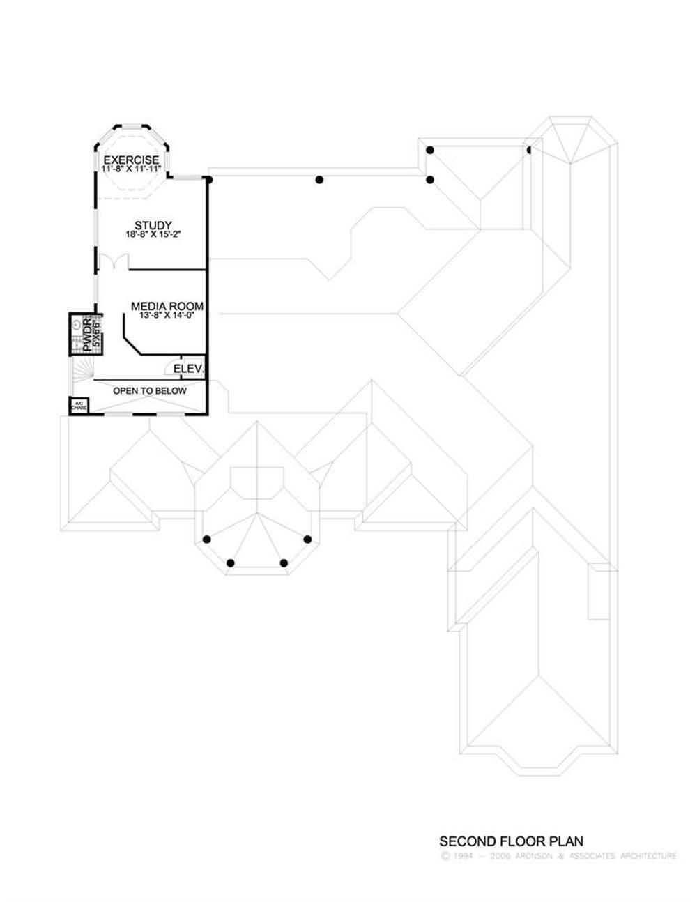 HOUSE PLAN AA 5592