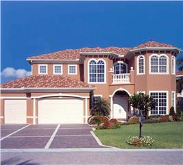 House Plan #107-1029
