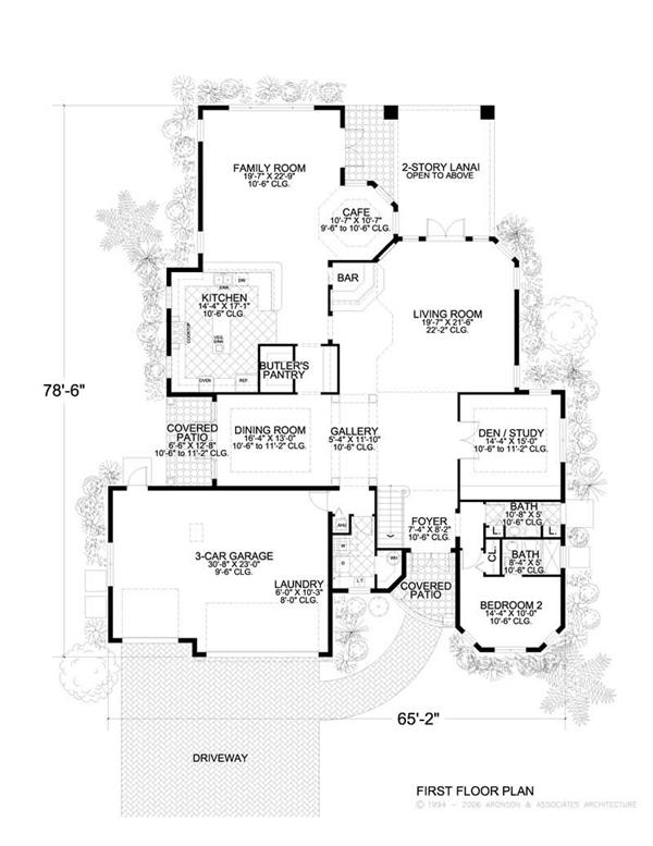 HOME PLAN AA 5204