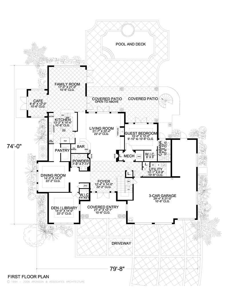 HOME PLAN AA 5110