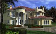 View house Plan#107-1033