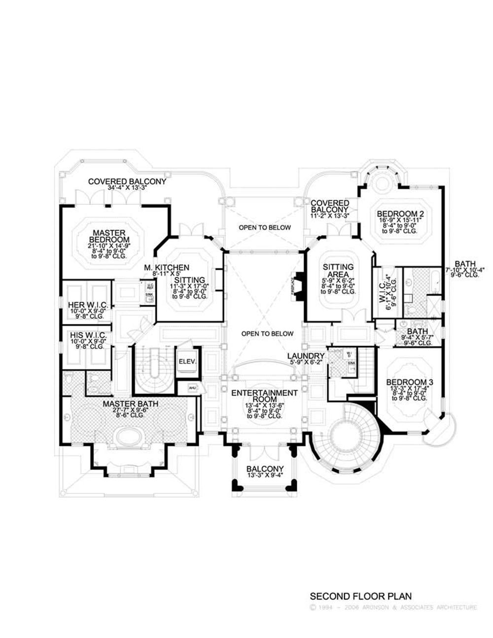 HOUSE PLAN FLOOR PLANS