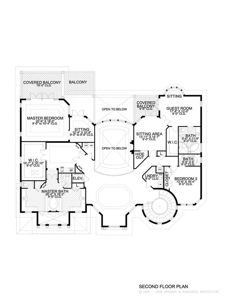 PLAN HOUSE FLOOR PLAN