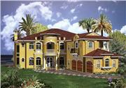 View house Plan#107-1037