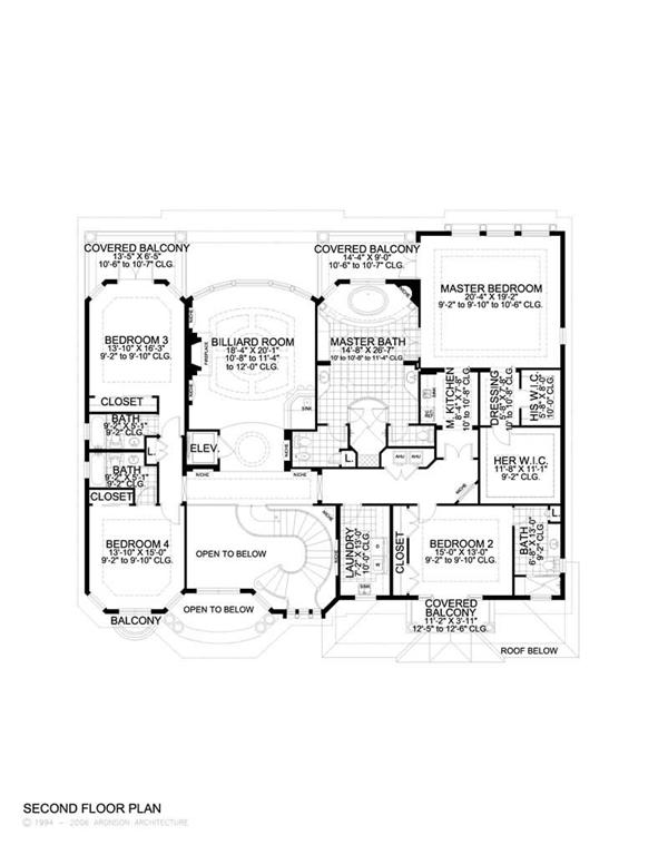 AA FLOOR PLAN HOUSEPLAN