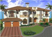 View house Plan#107-1040