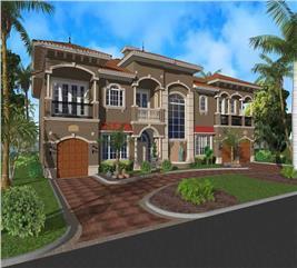 House Plan #107-1041