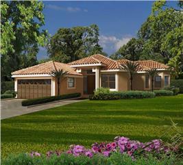 House Plan #107-1050